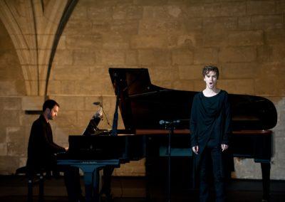 Lied Ballet Festival d'Avignon ©Iovino